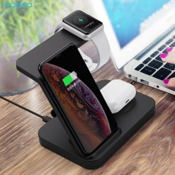 Fast Charging Dock Station 3 in 1
