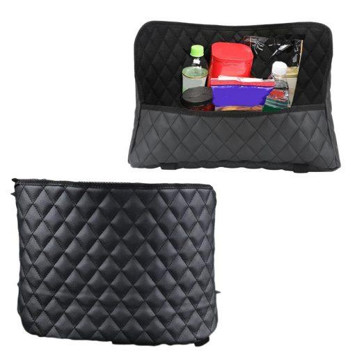 Car bag between seat