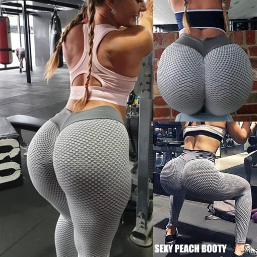 Workout Plus Size Jeggings