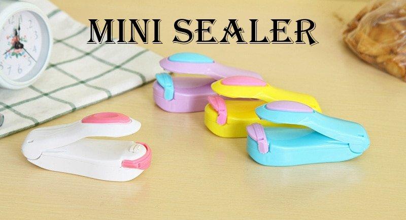 Mini Portable Food Sealer